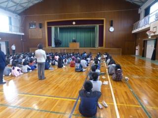 小学校 今福 今福小学校で続けられている加藤先生の出前授業