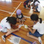 幼稚園との交流①