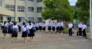 学校日誌 – 和歌山市立 貴志中学...