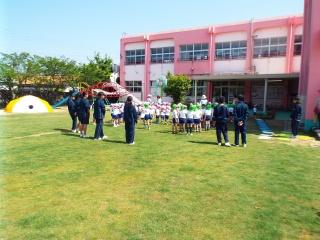 貴志中学校生職業体験(5月19日~21日)