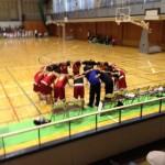 女子バスケ 秋季大会(準優勝)3