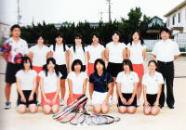 女子ソフトテニス