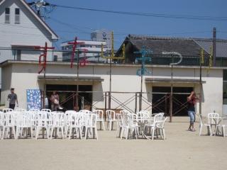 砂山まつり 倉庫
