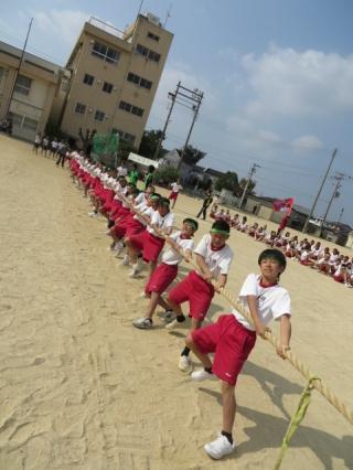 体育祭 – 和歌山市立 高積中学校