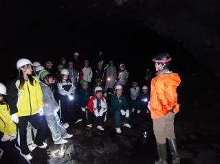 ㉕青木ヶ原洞窟樹海探検6