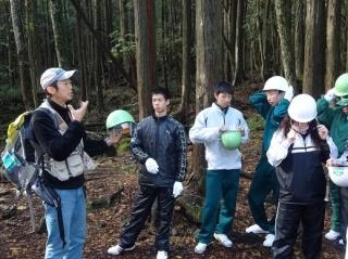 ㉒青木ヶ原洞窟樹海探検3