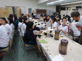 ⑯富士綠の休暇村(夕食2)