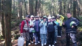 ㉑青木ヶ原洞窟樹海探検2
