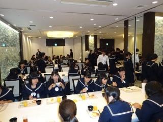 ⑦オリエンタルホテル東京ベイ朝食バイキング