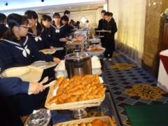 10月20日 サンルートプラザ東京(朝食)