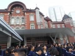 10月19日 東京駅