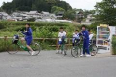 3年明日香サイクリング1