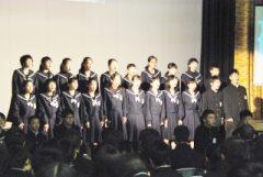 合唱部・生徒会