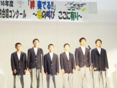 朝鮮初中級学校(合唱)